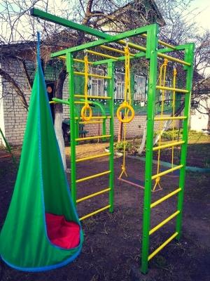 Уличный спортивный комплекс Олимпик-3.3