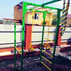 Уличный спортивный комплекс Олимпик-3
