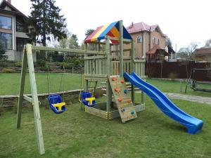 Деревянная детская площадка Пикник Бретань