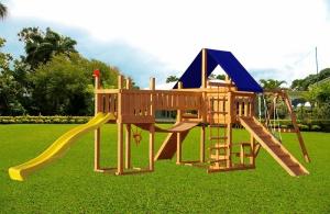 Деревянная детская площадка Пикник Рейнджер