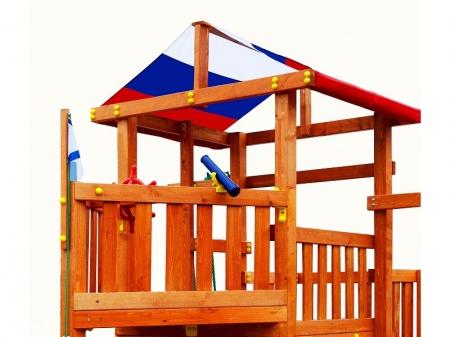 Детская деревянная площадка Ассоль