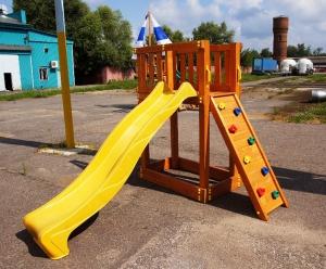 Детская деревянная площадка МАЛЬТА