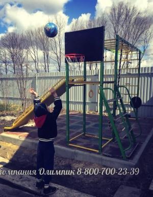 Уличный спортивный комплекс Олимпик-6.3