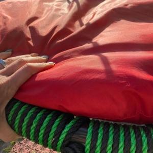 Подушка для гнезда на 80 см.