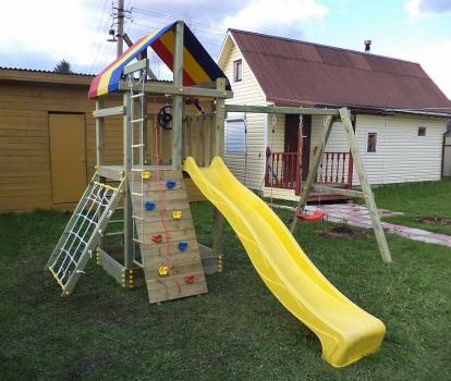 Деревянная детская площадка Пикник Тасмания