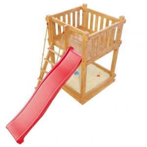 Детская деревянная площадка СИБИРИКА МИНИ