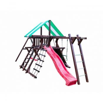 Детская деревянная площадка ТАИТИ