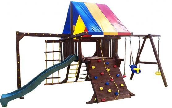 Детская площадка Пикник Зеленая Сказка