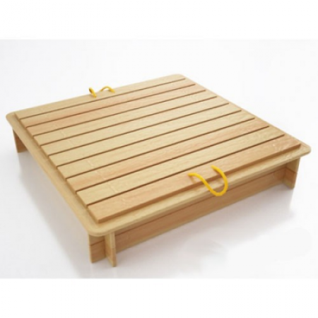 Дополнительное оборудование . Крышка для песочницы к детской деревянной площадке серии Пикник.