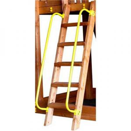 Дополнительное оборудование Поручни для лестницы деревянной (цена за пару)