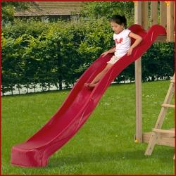 Дополнительное оборудование . Скат для деревянной детской площадки Пикник 3,0м