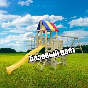 Деревянная детская площадка Пикник Макси