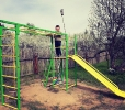 Комплекс дачный УСК Олимпик-6.3 с горкой_2
