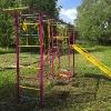 Игровой комплекс для дачи Олимпик_4